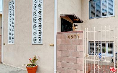 Los Angeles Condo/Townhouse For Sale: 4577 Don Ricardo Drive
