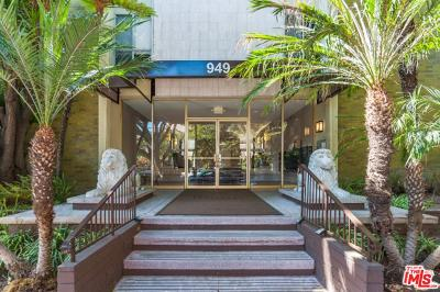 West Hollywood Condo/Townhouse For Sale: 949 North Kings Road #403