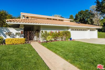 Westlake Village Single Family Home For Sale: 1620 Strandway Court