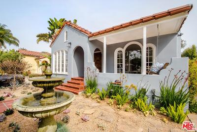 Los Angeles County Single Family Home For Sale: 516 North Mansfield Avenue