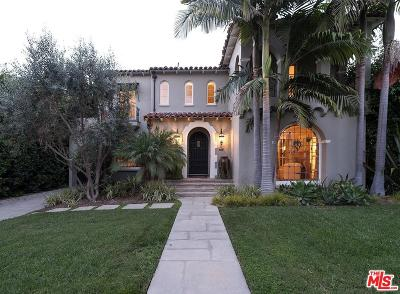 Los Angeles County Single Family Home For Sale: 865 South Tremaine Avenue