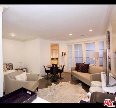 Beverly Hills Rental For Rent: 9601 Charleville #6