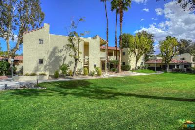 Palm Springs Condo/Townhouse For Sale: 1925 North Via Miraleste #1423