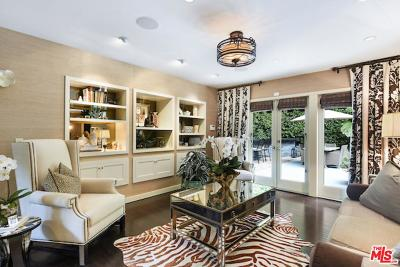 Beverly Hills CA Single Family Home For Sale: $2,495,000