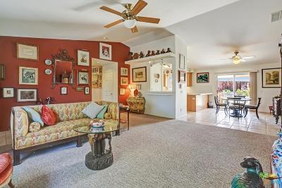 Desert Hot Springs Single Family Home For Sale: 9660 Santa Cruz Road