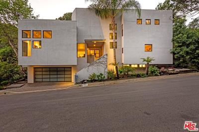 Los Angeles County Single Family Home For Sale: 4021 Mandeville Canyon Road