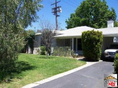 Valley Village Single Family Home For Sale: 5554 Morella Avenue