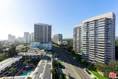 Westwood - Century City Condo/Townhouse For Sale: 1200 Club View #1101