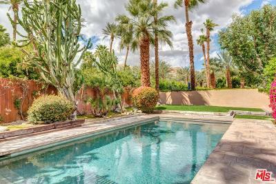 Rancho Mirage CA Single Family Home For Sale: $699,000