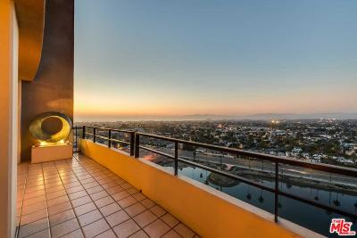 Marina Del Rey Condo/Townhouse For Sale: 4265 Marina City Drive #PH11
