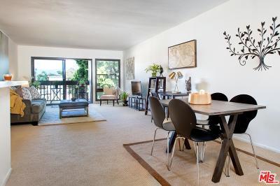 Playa Del Rey Condo/Townhouse Sold: 7740 Redlands Street #G3089