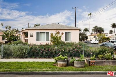 Los Angeles County Residential Income For Sale: 601 6th Avenue
