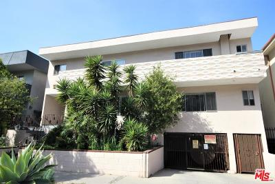 West Hollywood Rental For Rent: 531 North Kings Road #4