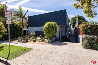 Santa Monica Rental For Rent: 1228 18th Street #F