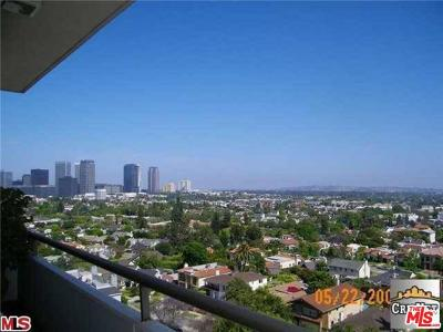Westwood - Century City Condo/Townhouse For Sale: 10660 Wilshire Blvd #1401