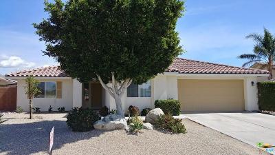 Desert Hot Springs Single Family Home For Sale: 12834 Via Loreto