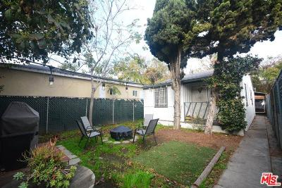 Single Family Home For Sale: 11325 Venice