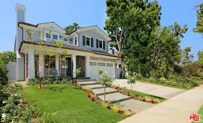 Cheviot Hills/Rancho Park (C08) Single Family Home For Sale: 2715 Forrester Drive