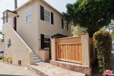 West Hollywood Rental For Rent: 8854 Cynthia Street