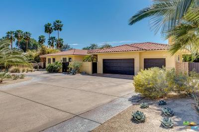 Rancho Mirage CA Single Family Home For Sale: $1,149,000