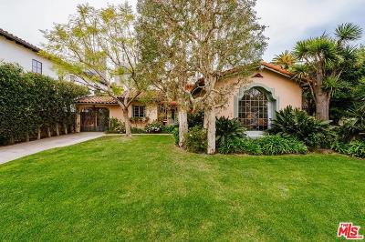 Beverly Hills CA Single Family Home For Sale: $2,895,000