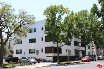 Beverly Hills Rental For Rent: 9152 Alden Drive #7