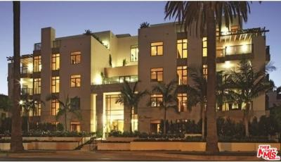 Beverly Hills Rental For Rent: 447 North Doheny Drive #PH502