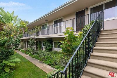 Santa Monica Condo/Townhouse For Sale: 1517 Harvard Street #7
