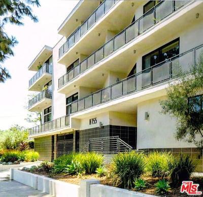 West Hollywood Rental For Rent: 8755 Shoreham Drive #202