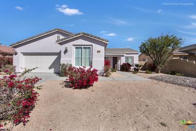 Desert Hot Springs Single Family Home For Sale: 66930 Joshua Court
