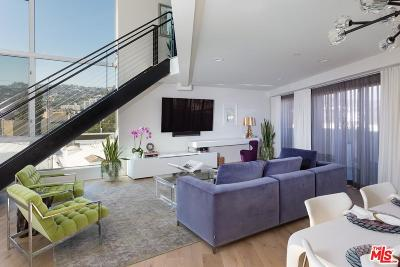 Los Angeles County Condo/Townhouse For Sale: 616 North Croft Ave #PH9