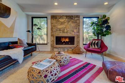 Sherman Oaks Single Family Home For Sale: 3389 Camino De La Cumbre