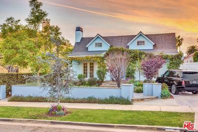 Santa Monica Single Family Home For Sale: 734 19th Street