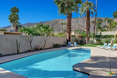 Palm Springs Single Family Home For Sale: 569 North Avenida Caballeros