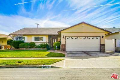 Burbank Single Family Home For Sale: 2007 Richard Street