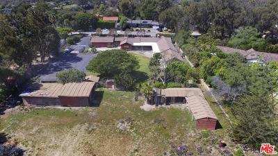 Malibu Single Family Home For Sale: 6800 Wildlife Road