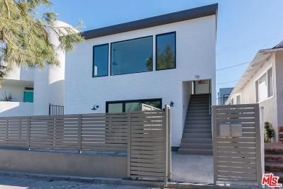 Venice Single Family Home For Sale: 116 Thornton Place