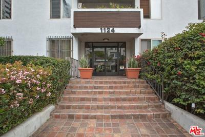 West Hollywood Condo/Townhouse For Sale: 1124 North La Cienega Boulevard #205