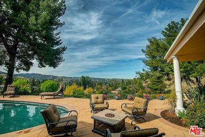 Encino Single Family Home Sold: 4405 Grimes Place