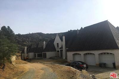 Tehachapi Single Family Home For Sale: 30791 Fox Ridge Court