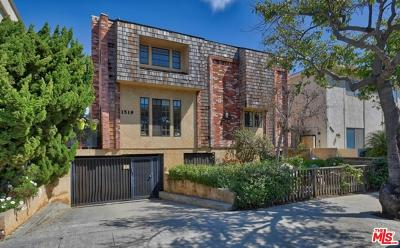 Santa Monica Rental For Rent: 1519 Stanford Street #5