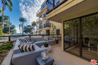Santa Monica Condo/Townhouse For Sale: 833 Ocean Avenue #105