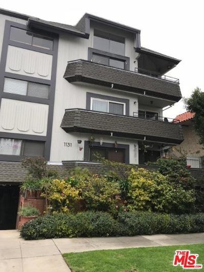 Santa Monica Condo/Townhouse For Sale: 1131 12th Street #205