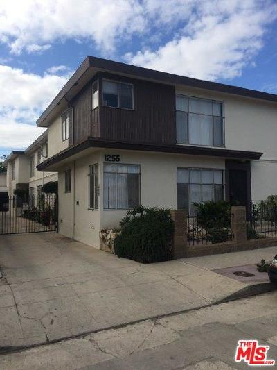 Los Angeles Rental For Rent: 1255 North Mansfield Avenue #7