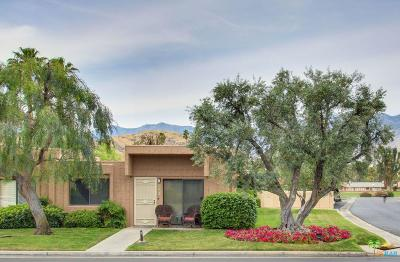 Palm Springs Condo/Townhouse For Sale: 2301 Los Patos Drive