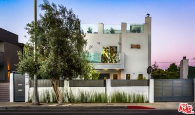 West Hollywood Rental For Rent: 1336 North Fairfax Avenue