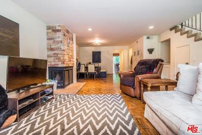 Sherman Oaks Condo/Townhouse For Sale: 4321 Matilija Avenue #16