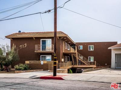 Inglewood Residential Income Pending: 713 Edgewood Street