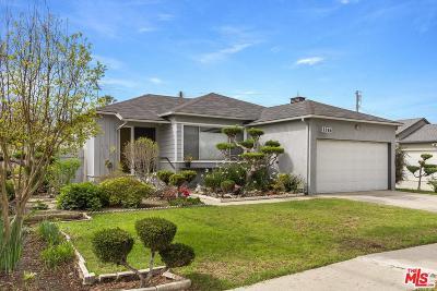 Culver City Single Family Home For Sale: 5265 Emporia Avenue