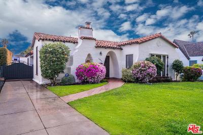 Los Angeles County Single Family Home For Sale: 10450 Almayo Avenue